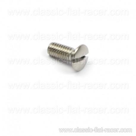 collier acier de 30 mm pour carénage moto