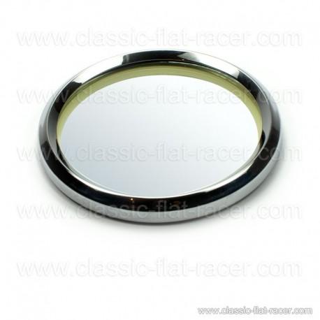 Acier inoxydable 5pcs Gréeur Fermoir Pivotant Clip Key Ring Split Sac Charms Findings